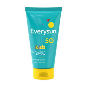 Everysun Kids Backpack tube SPF50  - 50ml 36-Pack