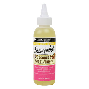 Aunt Jackie's Natural Growth Oil Blends Frizz Rebel - 118ml 24-Pack