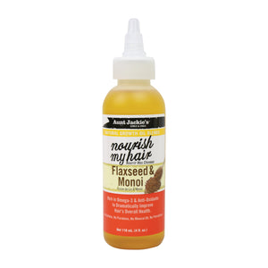 Aunt Jackie's Natural Growth Oil Blends Nourish My Hair - 118ml