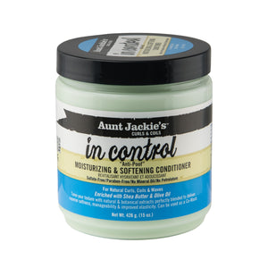 Aunt Jackie's Curls & Coils In Control - 426g 12-Pack