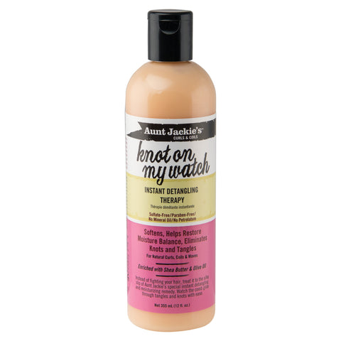 Aunt Jackie's Curls & Coils Knot on My Watch - 355ml 12-Pack