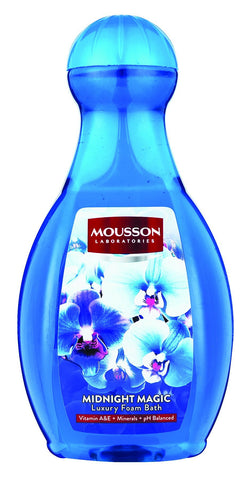 Mousson Bubble Bath - Midnight Magic - 2L 6-Pack