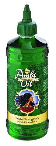Amla Oil Green 350ml 100ml 36-Pack