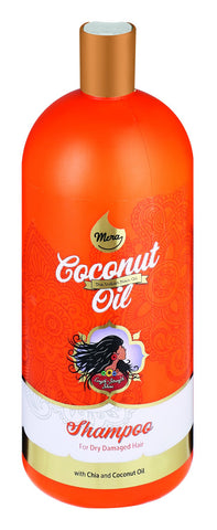 Coconut Oil Shampoo 1L 6-Pack