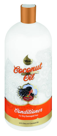 Coconut Oil Conditioner 1L 6-Pack
