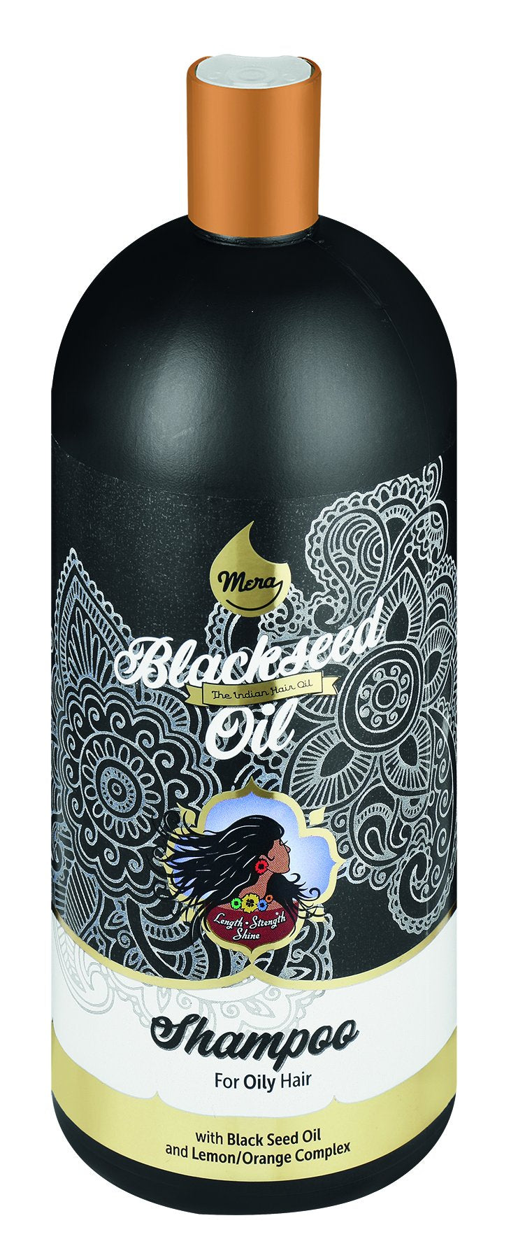 Blackseed Oil Shampoo 1L