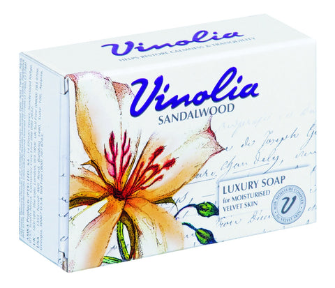 Vinolia Soap - Sandalwood - 125g 48-Pack