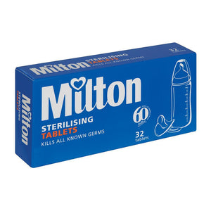 Milton Tablets 32's - 32's 36-Pack
