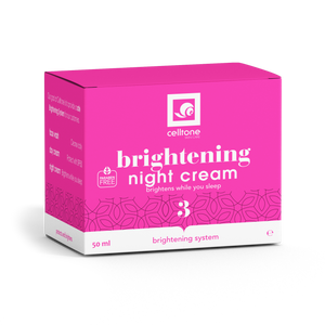 CELLTONE BRIGHTENING NIGHT CREAM 50ML 12-Pack