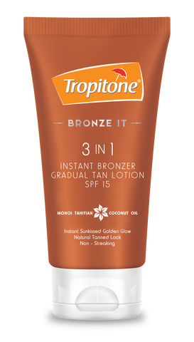 Tropitone Bronze it 3 IN 1   - 150ml 48-Pack