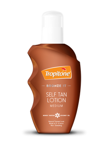 Tropitone Bronze It Selftan Lotion Medium   - 125ml