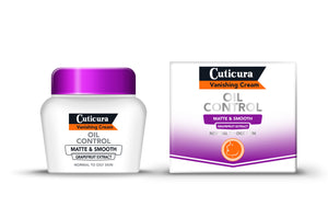 Cuticura - Vanishing Cream - 50ml