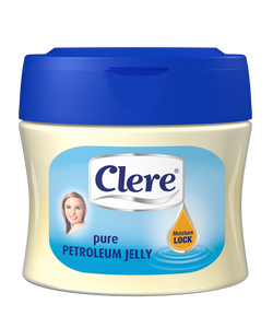 Clere Pure Petroleum Jelly - Yellow - 50ml 48-Pack