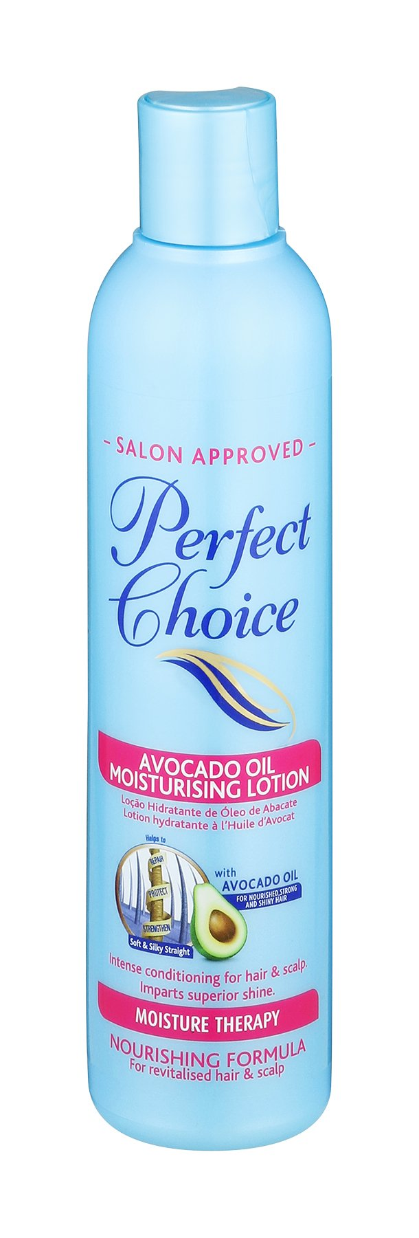 Perfect Choice No Lye Relaxer Salon Kit - Avocado 24-Pack