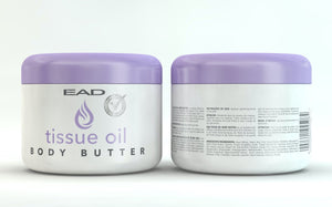 EAD LAVENDER TISSUE OIL B/BUTTER 500ML - 500 ml
