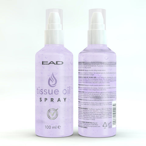 EAD LAVENDER TISSUE OIL SPRAY 100ML - 100 ml