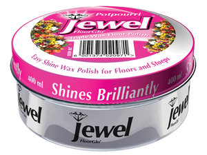 Jewel Floor Polish - Potpurri- 400ml