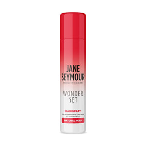 Jane Seymour Wonderset  Natural Hold Liquid  Hairspray 300ml 24-Pack