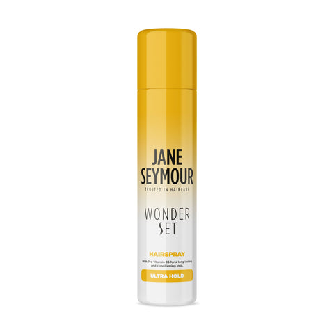 Jane Seymour Wonderset  Ultra Hold  Liquid  hairspray 300ml 24-Pack