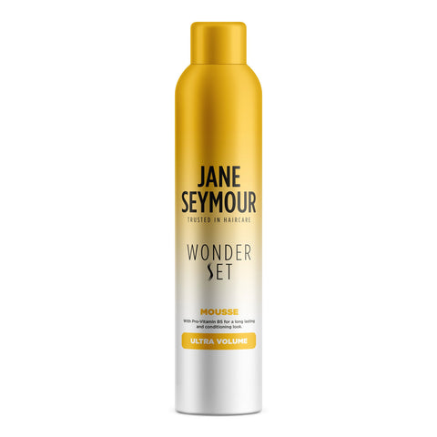 Jane Seymour Wonderset  Ultra Volume Mousse  240ml 24-Pack
