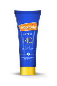 Tropitone Move It Face Protection SPF40  - 50ml