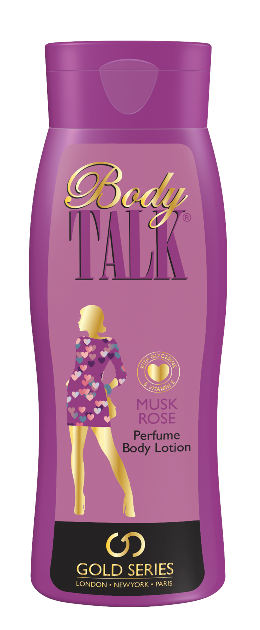 Gold Series Body Lotion Musk Rose - 250ml
