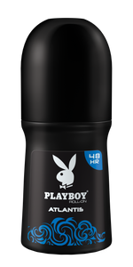 Playboy Atlantis - Roll On - 50ml