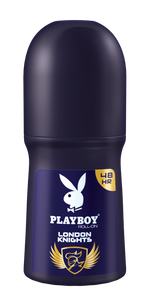 Playboy London Knights - Roll On - 50ml 36-Pack