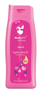 Playgirl Love Is - Lotion - 400ml 24-Pack
