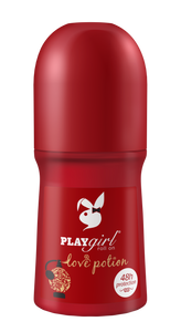 Playgirl Love potion - Roll on - 50ml 36-Pack
