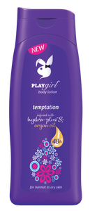 Playgirl Temptation- Lotion - 400ml 24-Pack