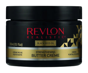 Revlon Realistic Blackseed butter cream.