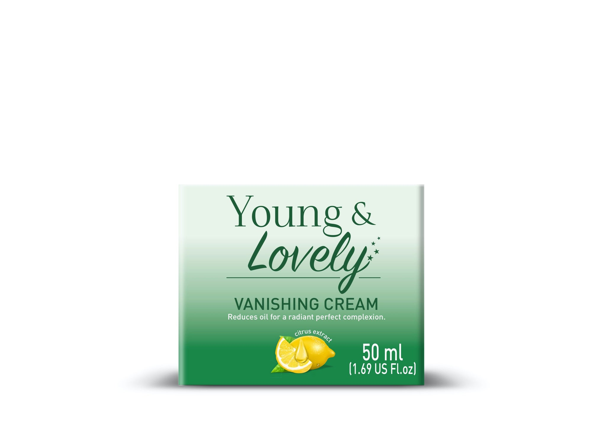 Young & Lovely Vanishing Cream - 50ml