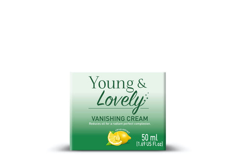 Young & Lovely Vanishing Cream - 50ml 48-Pack