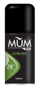 MUM FOR MEN ALPHINE MIST AEROSOL 36-Pack