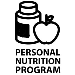 Personalized nutrition/meal plan