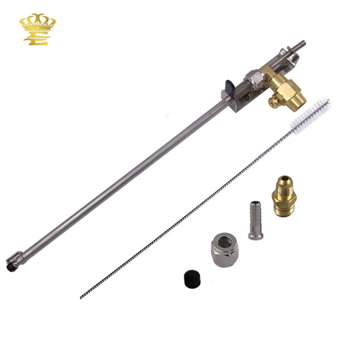 NEW Stainless Steel Bottle Filler Beer Gun, Homebrew Kegging CO2 Beer Making Beer Filling Bar Tool, Home Brew