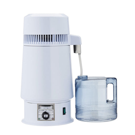 Dental 4 Litre Moonshine Still Home Pure Water Alcohol Distiller Filter Machine Distillation Purifier Equipment Boiler Brewing