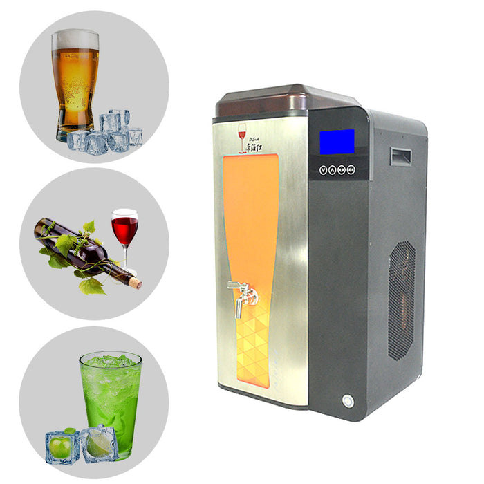 Automatic Craft Beer Machine Beer Making Equipment Beer Kit 10L Homebrew Beer Brewing Brewery