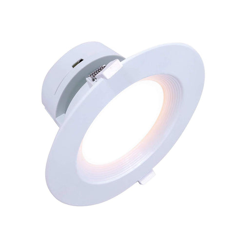 LED 6' Inch Canless J-Box Downlight 9W Dimmable