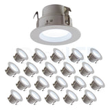 LED 4-Inch 10W Dimmable Retrofit Downlight