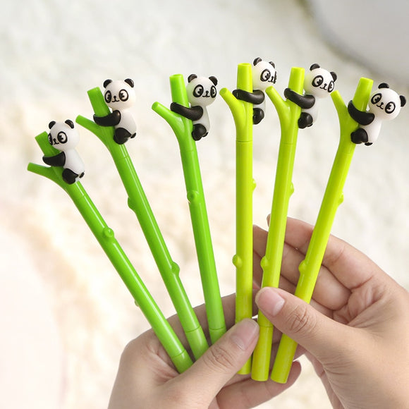 2PC Kawaii Panda Gel Pen-my kawaii office