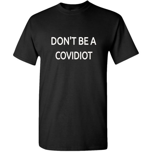 Covidiot T Shirt-my kawaii office