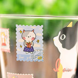 1 Sheet Kawaii Panda Cat Decorative Stationery Stickers-my kawaii office