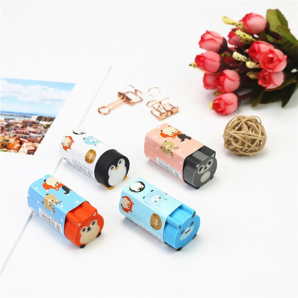 1PC Kawaii Animal Large Eraser-my kawaii office