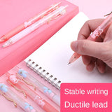 2PC Pretty Cherry Blossom Mechanical Pencil-my kawaii office