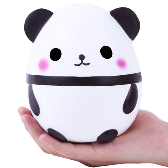 1PC Jumbo Kawaii Panda Squishy Slow Rising Stress Reliever-my kawaii office