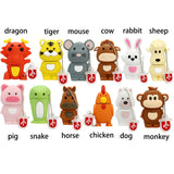 1PC Kawaii Chinese Zodiac USB Memory Stick-my kawaii office