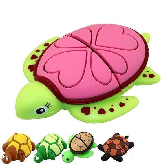 1PC Kawaii Tortoise Collection USB Memory Stick-my kawaii office