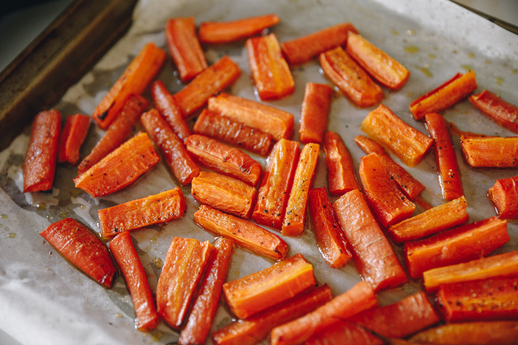 Carrots Roasted